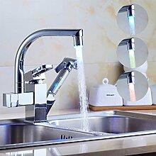Auralum® Elegant bunte LED 360° Schwenkbar