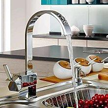 Auralum Küche Wasserhahn 360° Drehbar