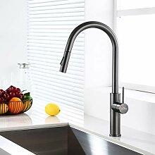 Auralum Küche Wasserhahn Ausziehbar