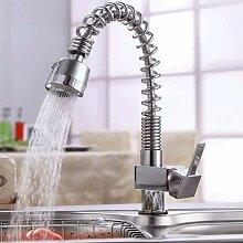 Auralum Küchenarmatur 360° Drehbarer Wasserhahn