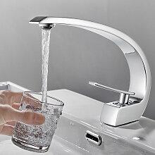 AuraLum Wasserhahn Bad Waschtischarmatur