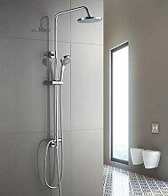 Aurho Duscharmatur Regendusche Duschsystem mit