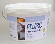 Auro Fassadenfarbe