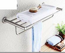 Aus gebürstetem Edelstahl Handtuchhalter/Edelstahl Handtuchhalter/Bad-Bad-Accessoires/Bad-Accessoires-A