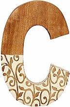aus Holz, Alphabet Buchstaben Party Hochzeit Dekoration Wanddekoration Lich