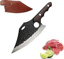 Ausbeinmesser Kleines Scimitar Trennmesser Messer