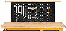 Ausfahrbare Werkzeugwand für Werkbank 1820-LOT, ELORA-1821, 1821000006000