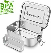Auslaufsicher Edelstahl Brotdose BPA und