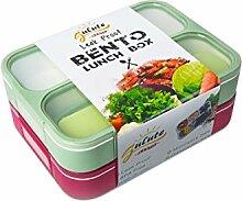 Auslaufsichere Bento-Box für Kinder und
