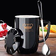 Auslaufsichere espressotassen Becher Löffel mit