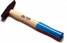 Ausonia–Hammer-Werkbank griff Holz Esche mit Doppel Kopf eine Schlägel und eine A Meißel Gramm 1000