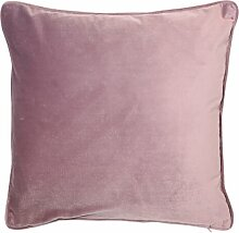 Außen-Kissen Luxe Zipcode Design Farbe: Amethyst