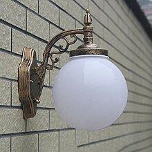 Außen-Wandlampe Retro E27 Wasserdicht IP44