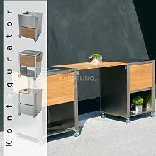 Außenküche mit joko domus cunKitchen System