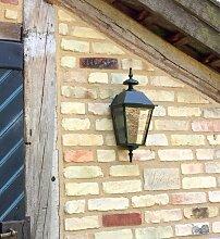 Außenlampe Haustür - schöne Landhaus