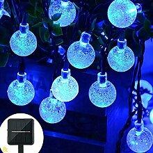 Außenleuchte Bubble Lichterkette LED