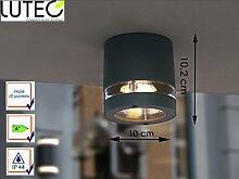 Außenleuchte FOCUS mit LED Leuchtmittel, Aluguss