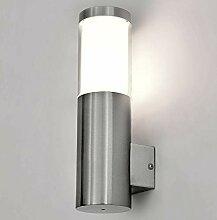 Aussenleuchte mit 10W LED neutralweiß GU10