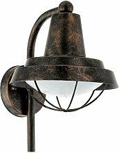 Außenleuchte mit Fernbedienung Außenlampe