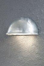 Aussenleuchte Modern Galvanisiertes Stahl