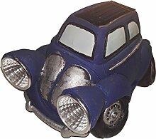 Aussenleuchte Solar Fahrzeug / Motorrad (Blau)