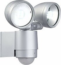 Außenleuchte Strahler Bewegungsmelder Globo LED