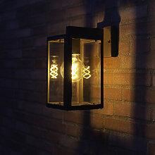 Außenleuchte Sutton Down dunkelgrau