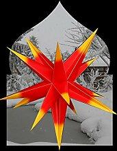 Außenstern 65 cm beleuchteter Stern