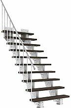 Außentreppe DOLLE Gardenstep mit 10 Stufen