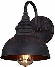 Außenwandleuchte Antik Industrielle Wandlampe