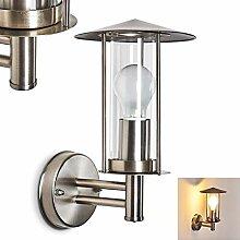 Außenwandleuchte Cadenazo, moderne Wandlampe aus