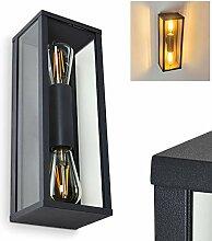 Außenwandleuchte Kiwalik, moderne Wandlampe aus