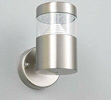 Außenwandleuchte LED 3,6W   Wandlampe modern  