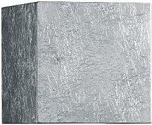 AUßENWANDLEUCHTE Silberfarben