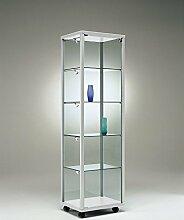 Ausstellungsvitrine abschließbar Glasvitrine