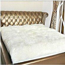 Australian Reine Wolle Matratze Schaffell Teppich