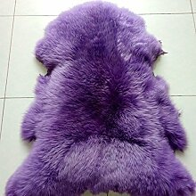 Australian Reine Wolle Teppich Schaffell Verdicken