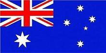 Australien Fahne Flagge Grösse 1,50x2,50m XXL -