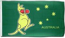 Australien Känguruh Flagge, australische Fahne