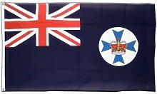 Australien Queensland Flagge, australische Fahne