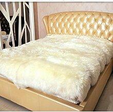 Australien Reine Wolle Matratze Schaffell Teppich