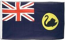 Australien Western Flagge, westaustralische Fahne