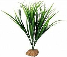 Australische Busch künstliche Pflanze für Aquarien (8 x 7 x 34 cm) L x W x H