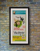 Australisches The Birds Filmposter, 1963