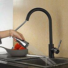 Ausziehbar Küchenarmatur mit Brause 360°Drehbar