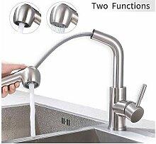 Ausziehbar Wasserhahn Küche Armatur herausziehbar