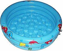 Autbye Baby Pool Schwimmbad Aufblasbarer Pool 2018