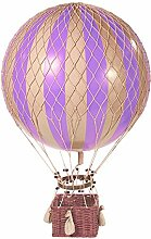 Authentic Models Ballon Travels Light Violett