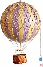 Authentic Models Ballon Travels Light Violett