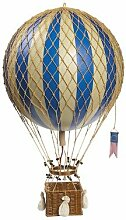 Authentic Models - Dekoballon - Ballon Blau - 32